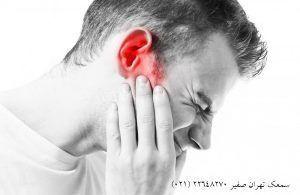 بیماری گوش میانی و دردگوش