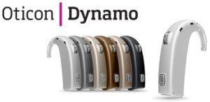 سمعک اتیکن مدل Dynamo