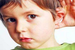 تشخیص آستانه شنوایی کودکان