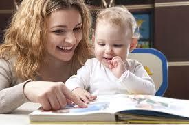 نقش مادر در زبان آموزی کودکان