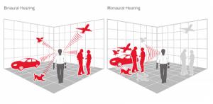 شنوایی دوگوشی و عوامل تاثیرگذار بر آن
