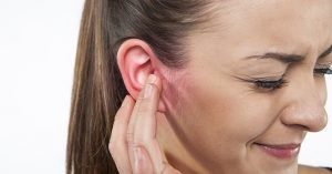التهاب گوش میانی سرگیجه