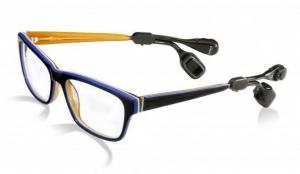 دو نوع سمعک عینکی